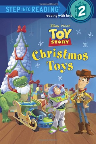 9780736428842: Christmas Toys (Disney/Pixar Toy Story) (Step Into Reading. Step 2)
