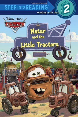 9780736428866: Mater and the Little Tractors (Step Into Reading, Step 2: Cars)