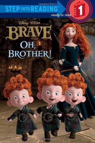 9780736428873: Oh, Brother! (Disney/Pixar Brave) (Step into Reading)