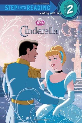 9780736428880: Cinderella (Diamond) Step Into Reading (Disney Princess) (Step Into Reading. Step 2)