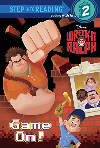 9780736428897: Game On! (Disney Wreck-It Ralph) (Step into Reading)