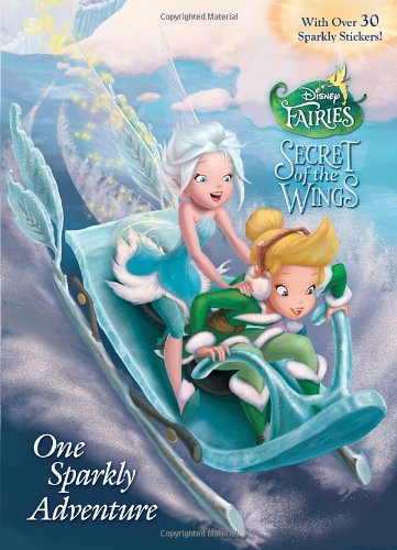 9780736428910: One Sparkly Adventure (Disney Fairies)