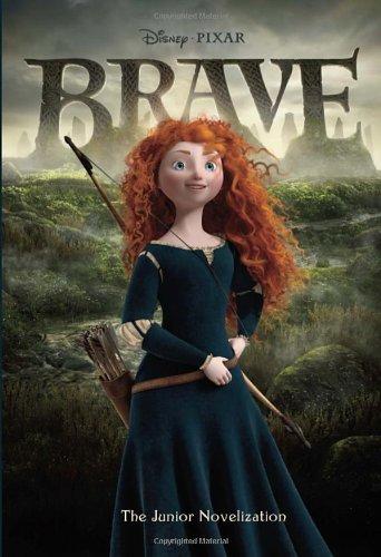 9780736429122: Brave: The Junior Novelization