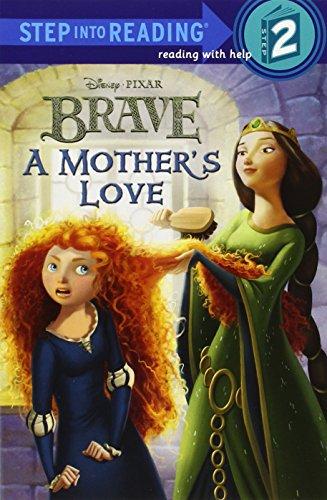 9780736429160: A Mother's Love (Disney/Pixar Brave) (Step into Reading)