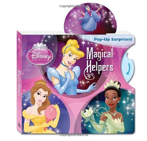 9780736429245: Magical Helpers (Disney Princess) (Pop-Up Book)