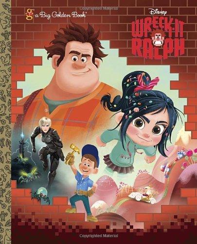9780736429542: Wreck-It Ralph (Disney Wreck-It Ralph) (Big Golden Book)