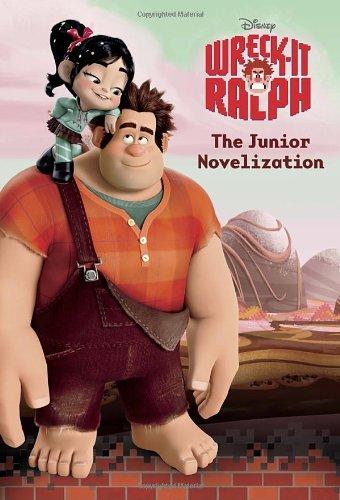 Wreck-It Ralph: The Junior Novelization: Irene Trimble