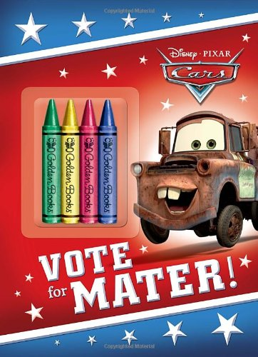 9780736429634: VOTE FOR MATER! - CH