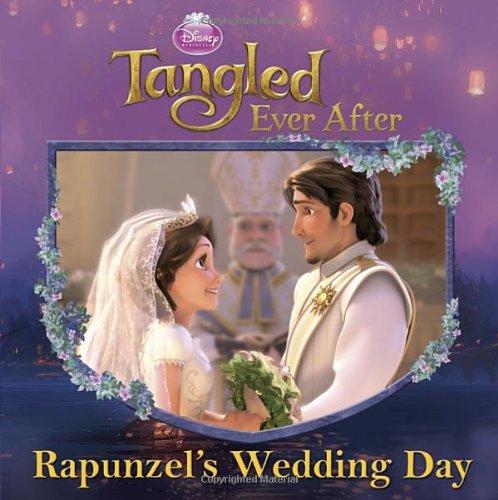 9780736429702: Rapunzel's Wedding Day