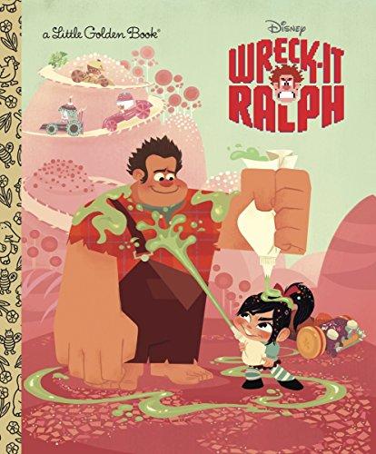 9780736429726: Wreck-It Ralph Little Golden Book (Disney Wreck-it Ralph)