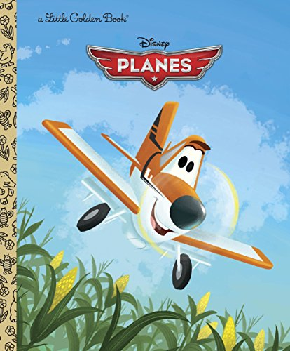 9780736429740: Disney Planes Little Golden Book (Disney Planes)