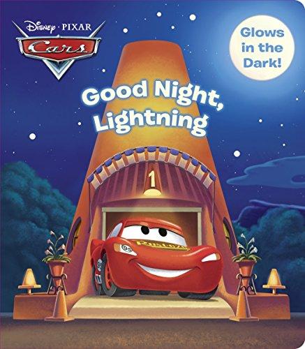 9780736429764: Good Night, Lightning (Disney/Pixar Cars)