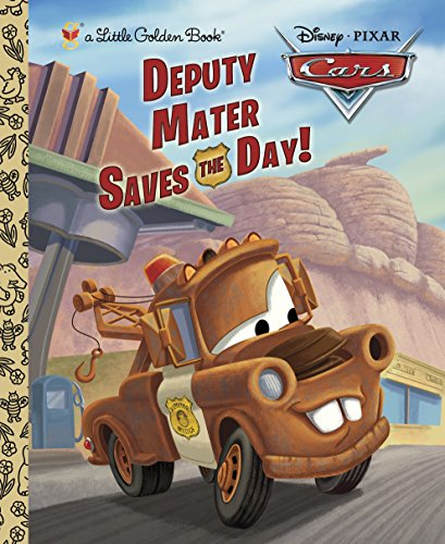 9780736429795: Deputy Mater Saves the Day!