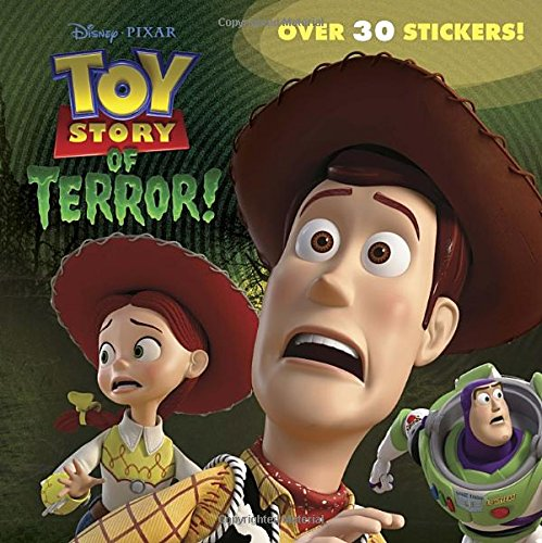 9780736429801: Toy Story of Terror [With Sticker(s)] (Disney/Pixar Toy Story)