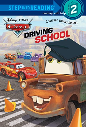 9780736429825: Driving School (Disney/Pixar Cars) (Step Into Reading. Step 2)