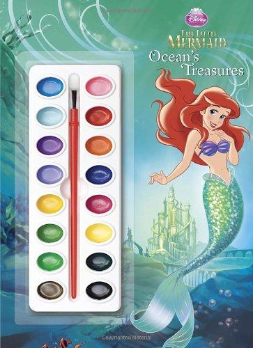 9780736429856: OCEAN'S TREASURES -