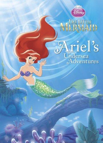 9780736429863: Ariel's Undersea Adventures (Disney Princess)