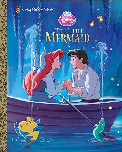 9780736429887: The Little Mermaid (Big Golden Books)