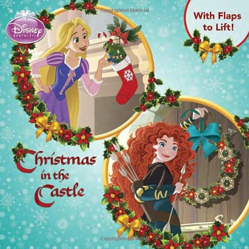 9780736429917: Christmas in the Castle (Disney Princess)