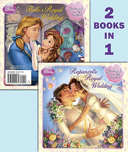 9780736429931: Rapunzel's Royal Wedding/Belle's Royal Wedding (Disney Princess) (Pictureback(R))