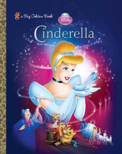 9780736430029: Cinderella (Diamond) Big Golden Book (Disney Princess)