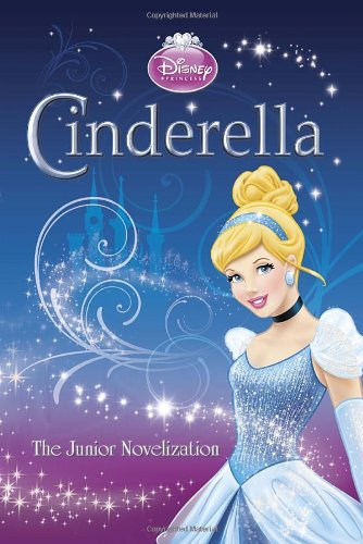 Cinderella (Diamond) Junior Novelization (Disney Princess): Lagonegro, Melissa