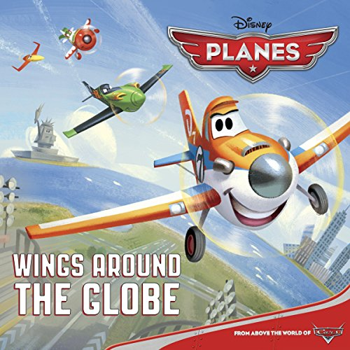 9780736430166: Wings Around the Globe (Disney Planes) (Pictureback(R))