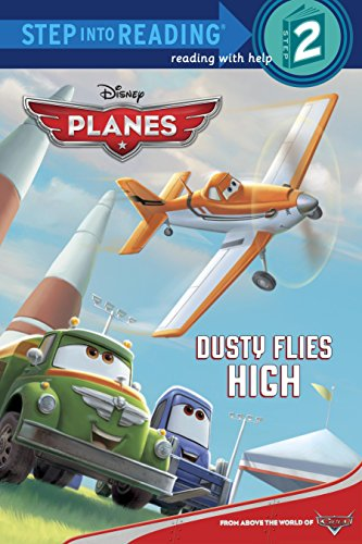 9780736430180: Dusty Flies High (Step Into Reading. Step 2)