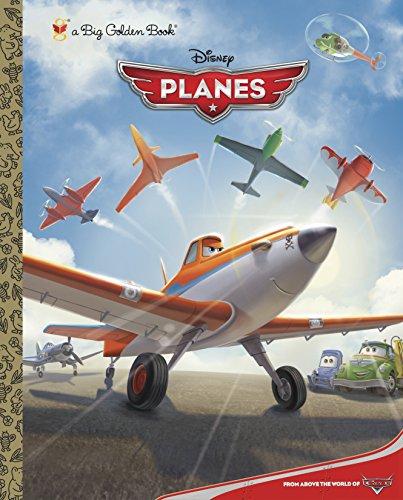 9780736430197: Disney Planes Big Golden Book (Disney Planes)