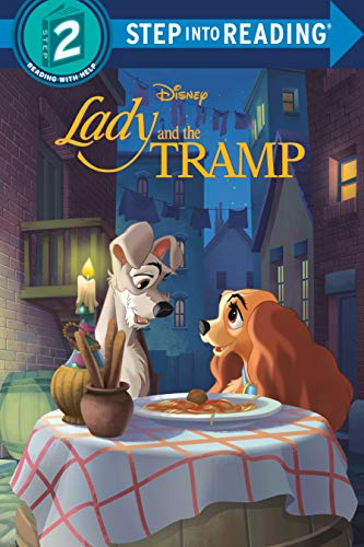 9780736430265: Lady and the Tramp (Disney Lady and the Tramp) (Step Into Reading. Step 2)