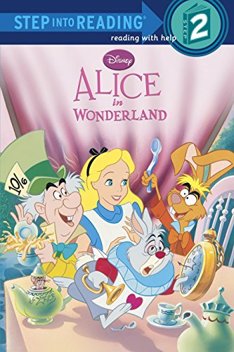 9780736430272: Alice in Wonderland (Step Into Reading. Step 2)