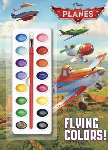 9780736430371: FLYING COLORS! - DLX