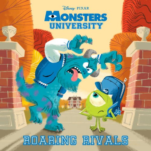 Roaring Rivals (Disney/Pixar Monsters University) (Pictureback(R)): Disney, RH