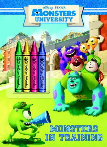 9780736430425: MONSTERS IN TRAINING