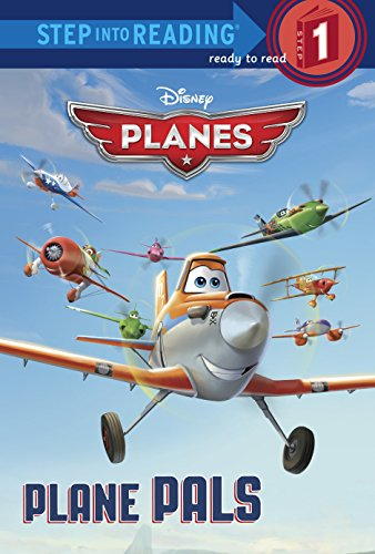 9780736430500: Plane Pals (Disney Planes) (Step into Reading)