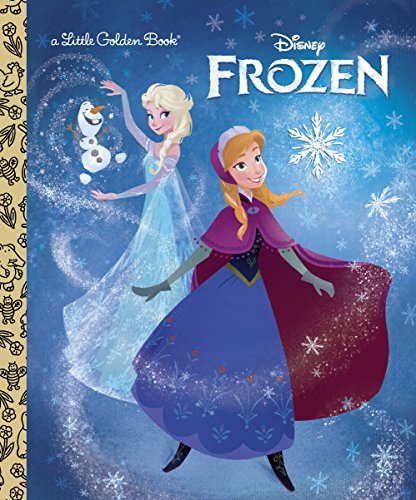 9780736430517: Frozen Little Golden Book (Disney Frozen)