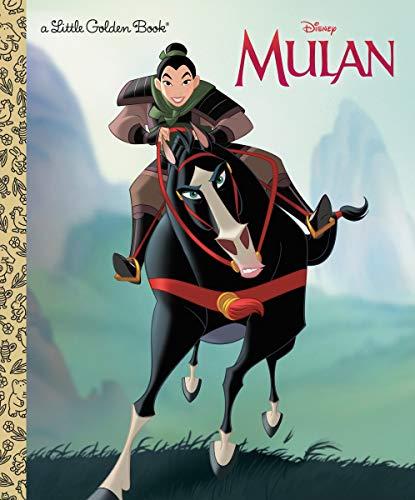 9780736430531: Mulan (Little Golden Books)