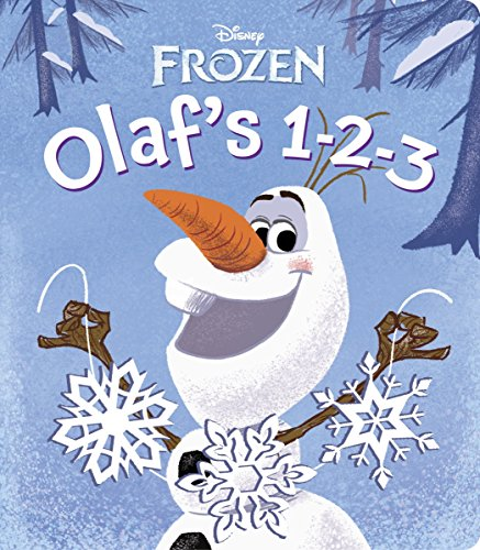 9780736430647: OLAF'S 1-2-3