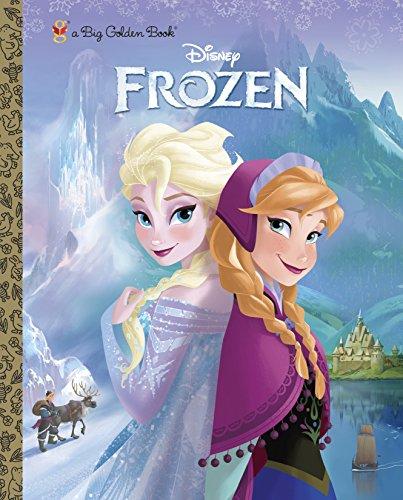 9780736430654: Frozen Big Golden Book (Disney Frozen)
