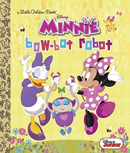 9780736430784: Bow-Bot Robot (Disney Junior: Minnie's Bow Toons) (Little Golden Book)