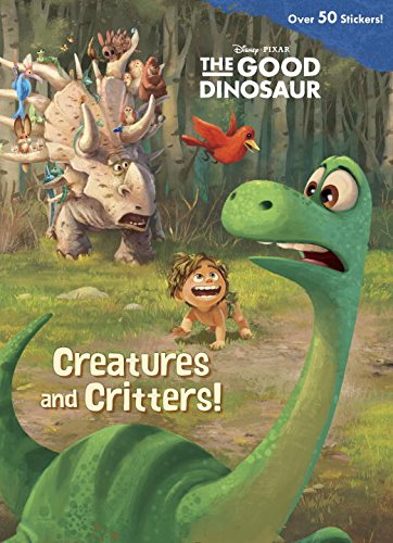 9780736430791: The Good Dinosaur Jumbo Coloring Book (Disney/Pixar the Good Dinosaur)