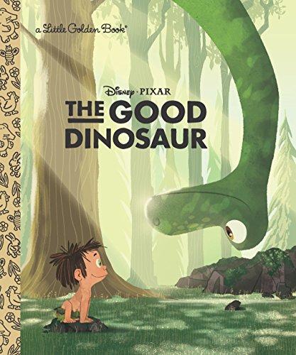 9780736430807: The Good Dinosaur (Little Golden Books)