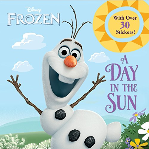 9780736430883: A Day in the Sun (Disney Frozen) (Pictureback(R))