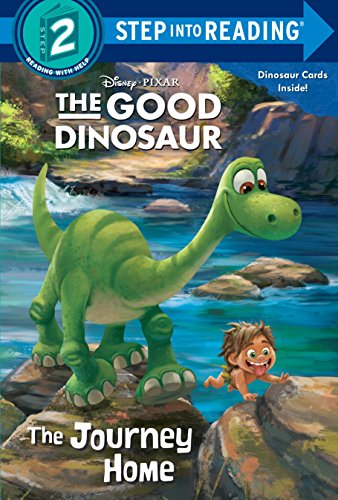 9780736430937: The Journey Home (Disney/Pixar The Good Dinosaur) (Step into Reading)