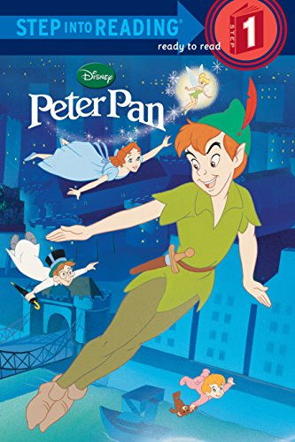 9780736431149: Peter Pan Step Into Reading (Disney Peter Pan) (Step Into Reading. Step 1)