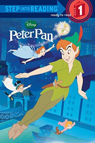 9780736431149: Peter Pan Step into Reading (Disney Peter Pan)