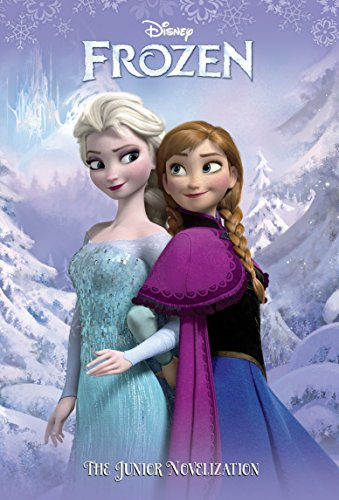 9780736431187: Frozen: The Junior Novelization