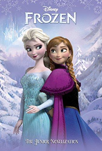 9780736431187: Frozen: The Junior Novelization