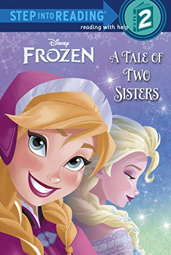 9780736431200: A Tale of Two Sisters (Disney Frozen) (Step into Reading)