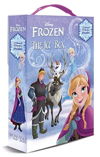 9780736431286: The Ice Box (Disney Frozen)